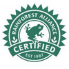 Экомаркировка Rainforest Alliance