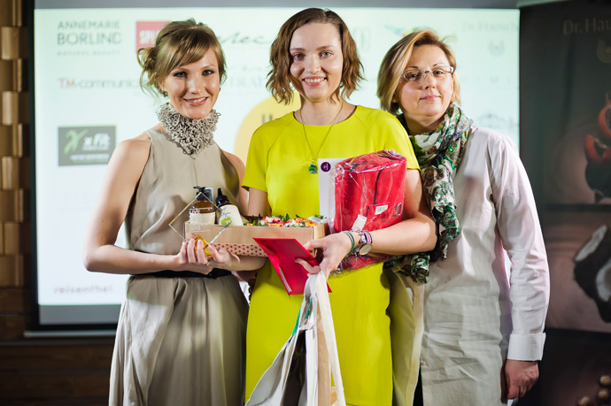 Live Organic Beauty Awards