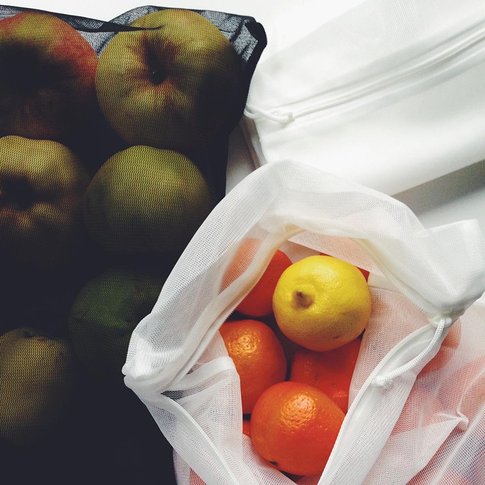 Мешок для еды с собой своими руками